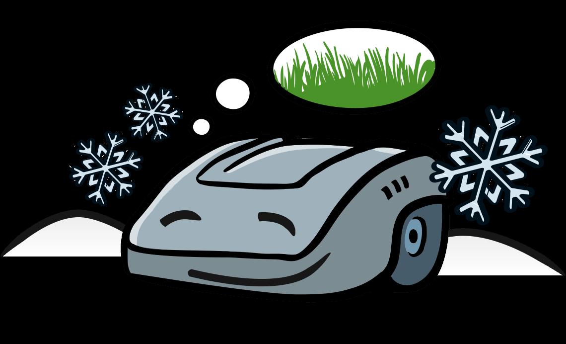 NEXTGARDEN Winterinspektion – Unsere Angebote zur Mähroboter-Wartung für Sie!